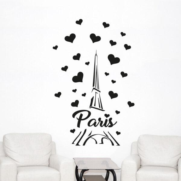 Paris-France-Eiffel-tower-love2