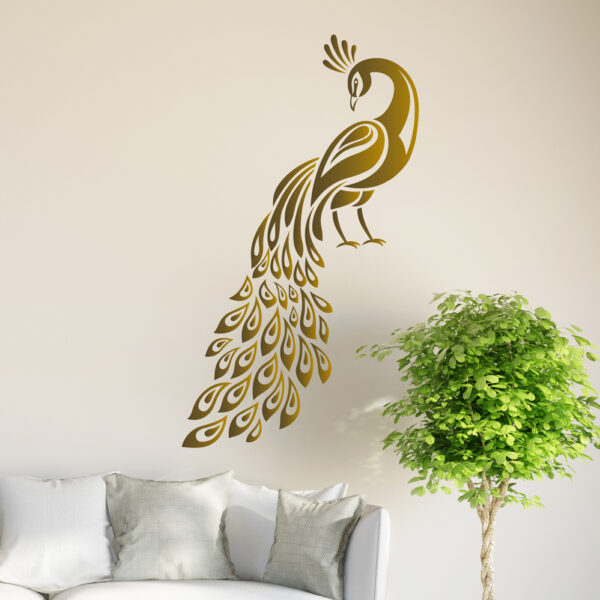 peacock-tail-new-wall-stickers-bird