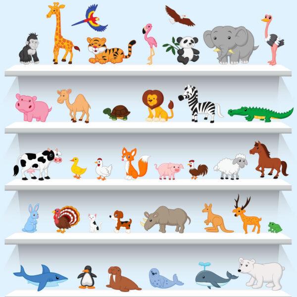 Alphabet-Wall-Sticker-Learn-letters-kids-room-decal-children-art-graphics-mural-253788804990