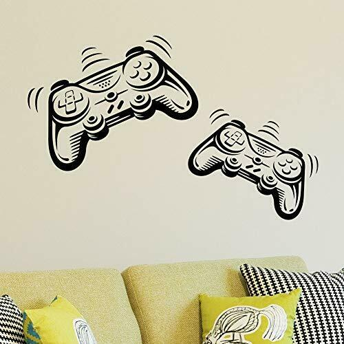 Joystick-Playstation-Gamepad-Children-Room-Wall-Sticker-Mural-Vinyl-Decal-Nurser-254286850600