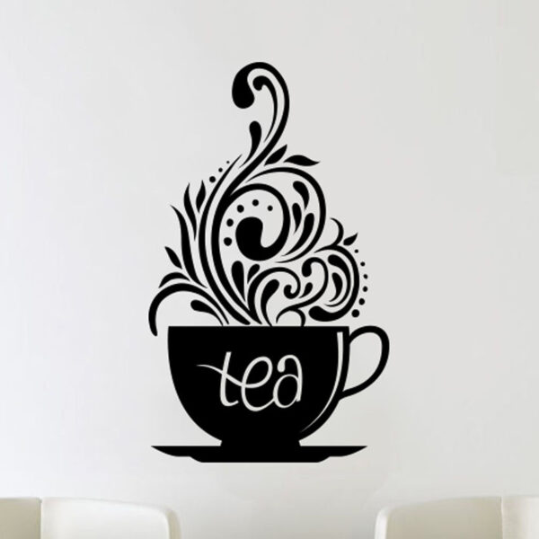 Love-Tea-Cups-Kitchen-Wall-Coffee-Sticker-Vinyl-Decal-Art-Restaurant-Pub-Decor-262620155690