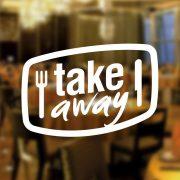 Takeaway-Service-Shop-Sticker-Window-Vinyl-Sign-Sticker-kebab-food-catering-eat-252519497830
