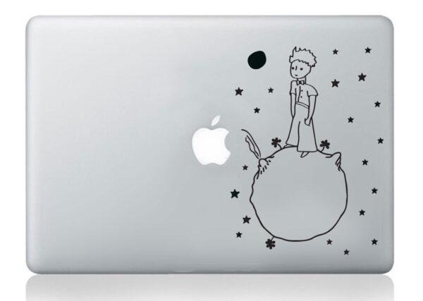Little-Prince-Petit-Prince-sticker-laptop-macbook-decal-art-apple-decoration-262555518291