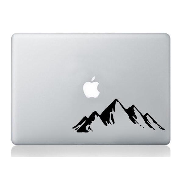 Mountains-Hills-Macbook-Laptop-Sticker-Decal-Vinyl-Tablet-Skin-Mural-Art-Graphic-262931776701