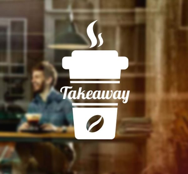 Coffee-Takeaway-Shop-vinyl-sticker-Window-Lettering-Wall-art-sign-decor-cafe-262135107902