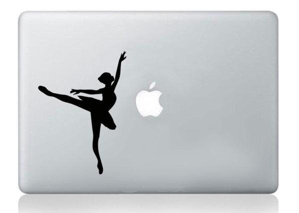 Dancing-Ballerina-Silhouette-Macbook-Laptop-Decal-Vinyl-Skin-Sticker-Mural-Art-252105918172