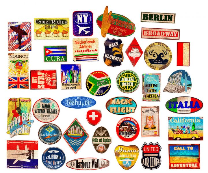 Luggage-stickers-suitcase-patches-retro-style-vinyl-decal-vintage-travel-labels-263948800362