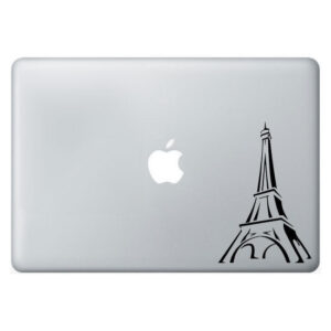 Paris-France-Eiffel-tower-mac-laptop-art-decal-decor-vinyl-sticker-mural-252227907912
