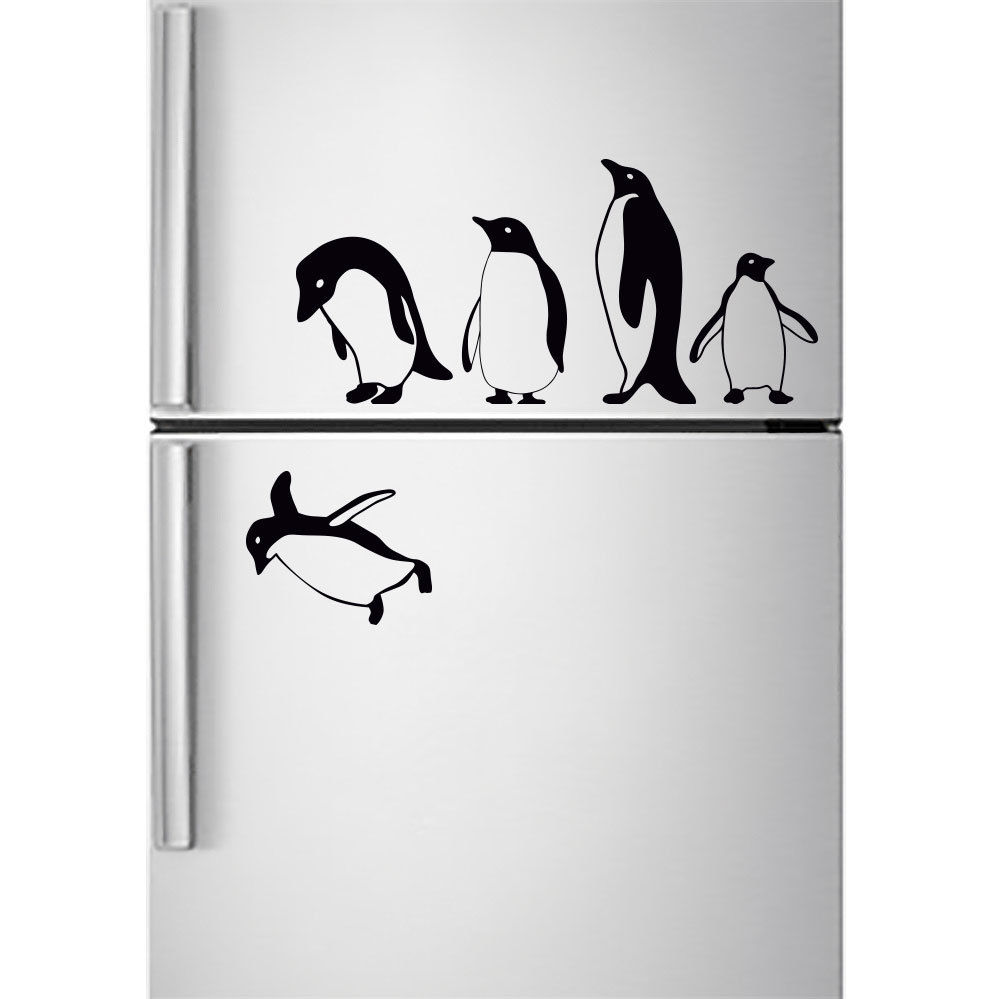 Penguin Kitchen Decor