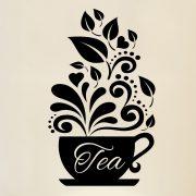 Tea-Coffee-Cups-Kitchen-Wall-Tea-Sticker-Vinyl-Decal-Art-Restaurant-Decor-263098693889-2