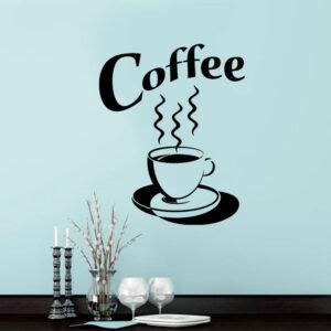 Coffee-Cup-Wall-Sticker-Tea-Kitchen-Retro-Vinyl-Decal-Art-Restaurant-Pub-Decor-262473399763
