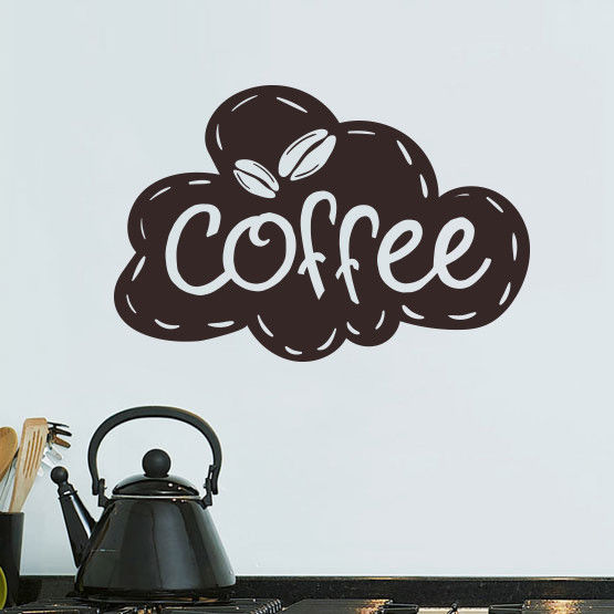 Coffee-Kitchen-Wall-Tea-Sticker-Vinyl-Decal-Art-Restaurant-Pub-Decor-Mural-Decor-262587228833