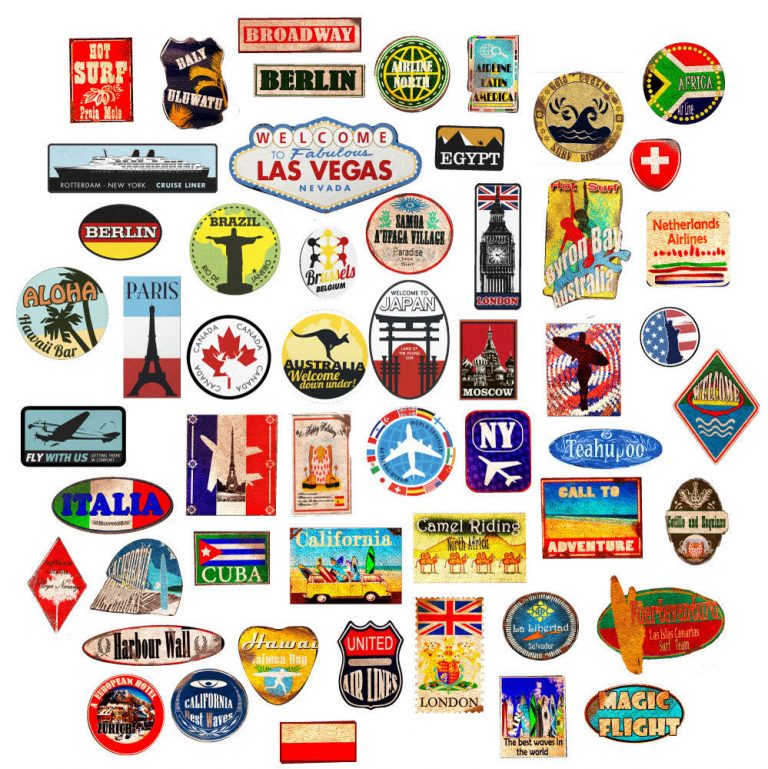 Luggage-stickers-suitcase-patches-vintage-travel-labels-retro-style-vinyl-decals-253653562043