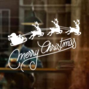Merry-Christmas-Santa-Deers-Shop-vinyl-sticker-Window-Lettering-sign-New-Year-262710335313