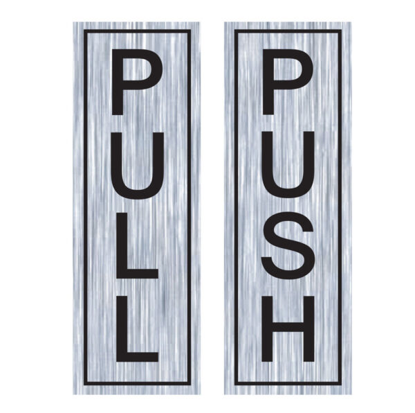 Pull-Push-Door-Stickers-Shop-Window-Salon-Bar-Cafe-Restaurant-Office-Vinyl-Sign-263230972914