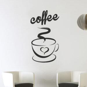 Coffee-Cup-Heart-Kitchen-Wall-Tea-Sticker-Vinyl-Decal-Art-Restaurant-Love-Decor-252306131055