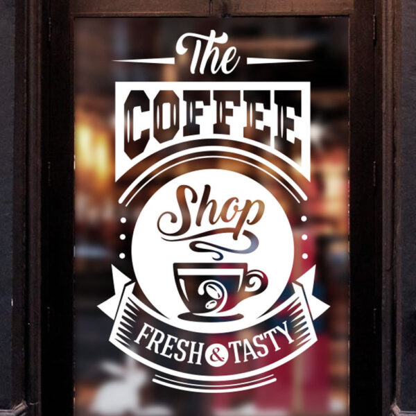 Coffee-Shop-sticker-Tasty-Takeaway-Cup-Window-Sign-Vinyl-decal-Graphics-Cafe-262400261565