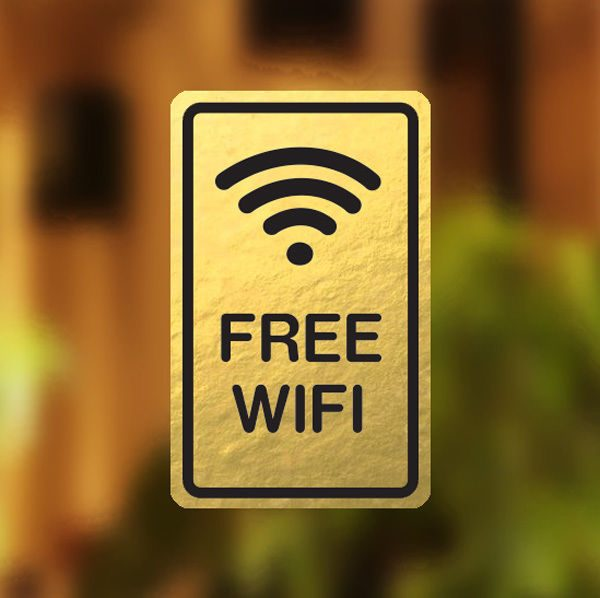Free-WIFI-Gold-Luxury-Premium-Window-Door-Sign-Sticker-Cafe-Shop-Bar-Restaurant-252092710866
