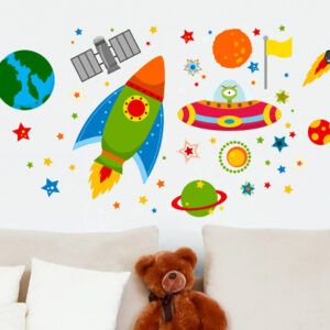 Children's room stickers