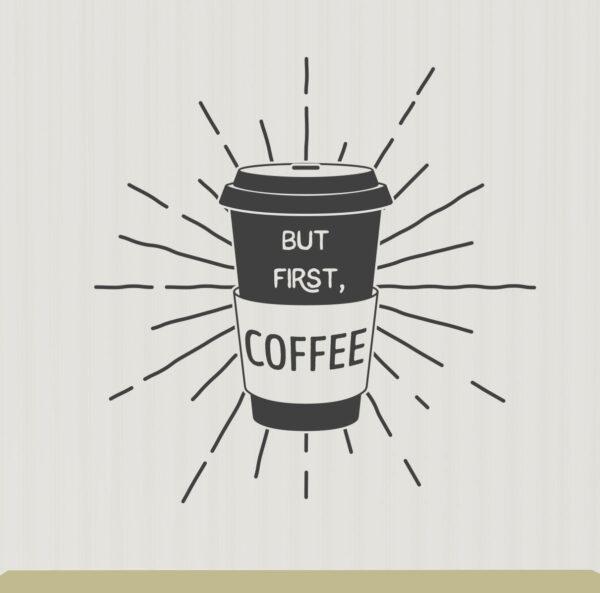 But-first-Coffee-Wall-Sticker-Vinyl-Decal-Art-Pub-Cafe-Decor-Mural-Graphic-art-253608514618