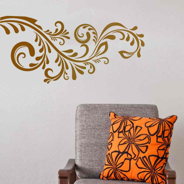 Flowers-Vines-Wall-Sticker-Floral-Vinyl-Decal-Art-Decoration-Graphics-Wallpaper-252871663028
