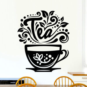 Love-Tea-Cup-Kitchen-Wall-Tea-Sticker-Vinyl-Decal-Art-Restaurant-Pub-Decor-262781806868