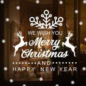 Merry-Christmas-Deers-Shop-vinyl-sticker-Window-Lettering-art-sign-New-Year-253217703018