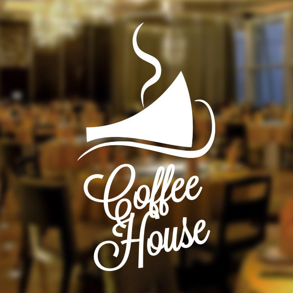 Coffee-House-Takeaway-Cafe-Shop-vinyl-sticker-Window-sign-decoration-art-pub-252525419209