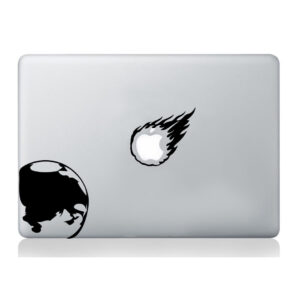 Earth-Asteroid-stickers-apple-Meteor-macbook-laptop-decal-art-graphic-vinyl-262948841489