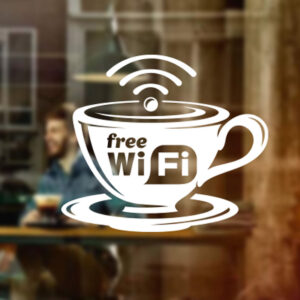 Free-WIFI-Cup-Window-Sign-Vinyl-Sticker-Graphics-Cafe-Shop-Salon-Bar-Restaurant-252634226869