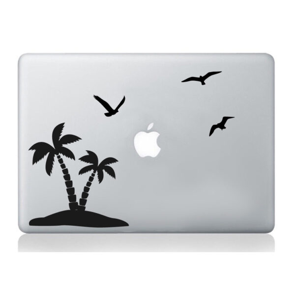 Palm-Birds-macbook-sticker-laptop-relaxing-holiday-decal-art-apple-decoration-263447463309